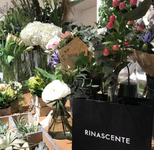 Restyle of our Italian department store : La Rinascente